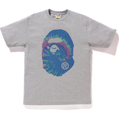 PIGMENT TIE DYE BIG APE HEAD TEE MENS