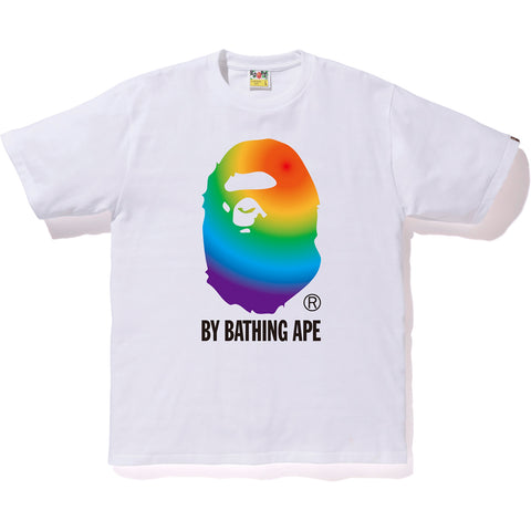 RAINBOW BY BATHING TEE MENS