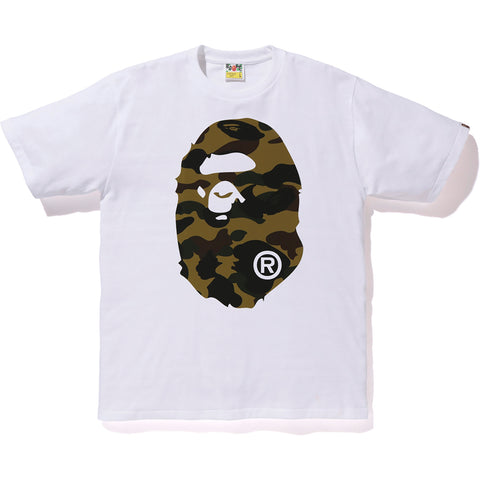 REFLECTOR 1ST CAMO BIG APE HEAD TEE MENS