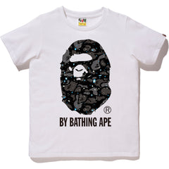 SPACE CAMO BY BATHING TEE LADIES