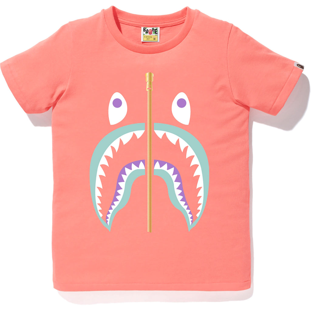 COLORS SHARK TEE LADIES