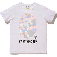 PASTEL MULTI CAMO BY BATHING TEE LADIES