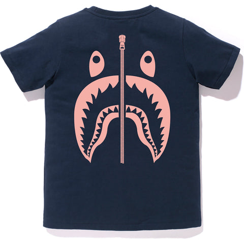 BICOLOR WGM SHARK TEE LADIES