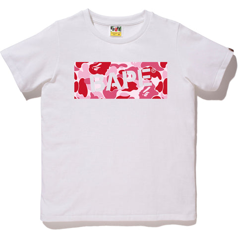 ABC BAPE BOX TEE LADIES