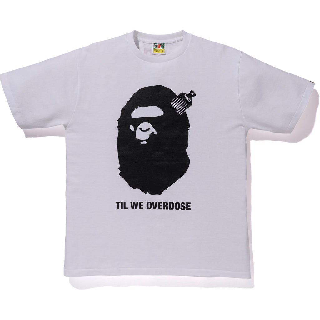 BAPE XO APE HEAD TEE MENS