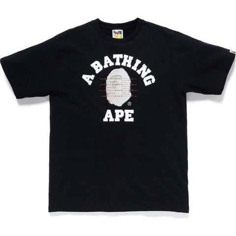 PUSHA-T X BAPE TEE MENS
