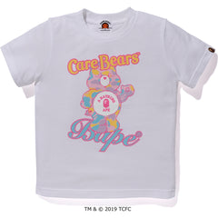 BAPE X CARE BEARS CAMO BEARS TEE KIDS