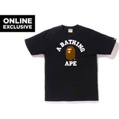 COLLEGE TEE M BAPEC MENS