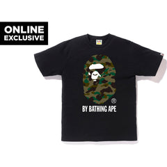 1ST CAMO BY BATHING APE TEE M BAPEC MENS