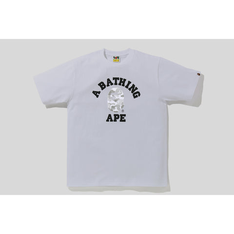 ABC DOT REFLECTIVE COLLEGE TEE MENS