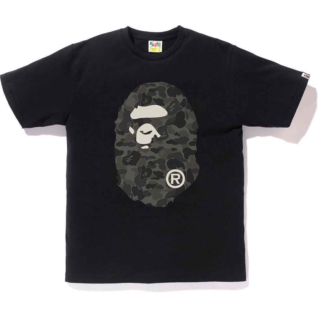 REFLECTOR ABC BIG APE HEAD TEE MENS