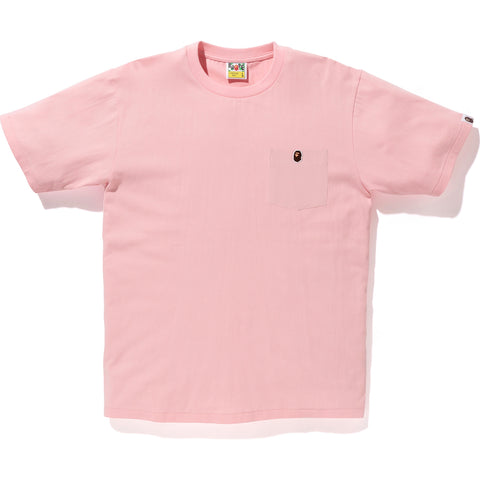 APE HEAD ONE POINT POCKET TEE MENS