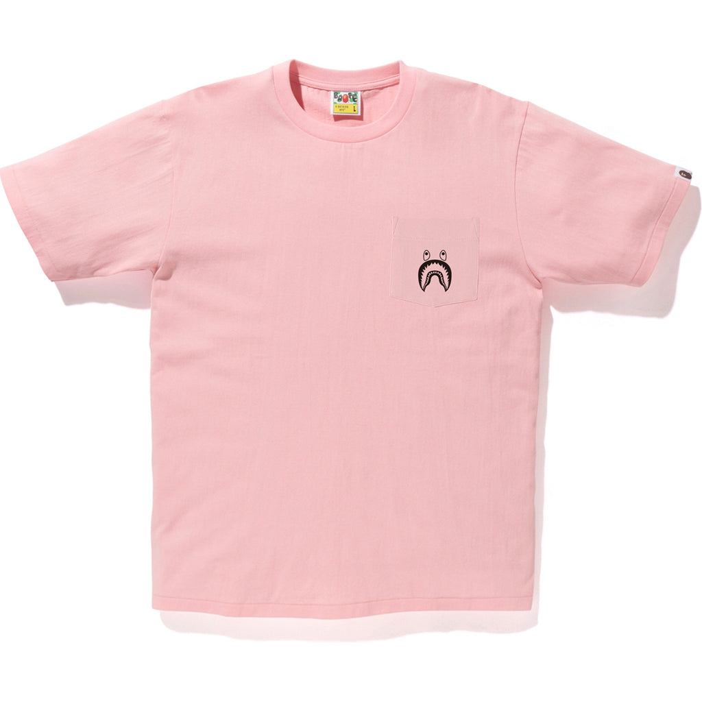 SHARK POCKET TEE MENS