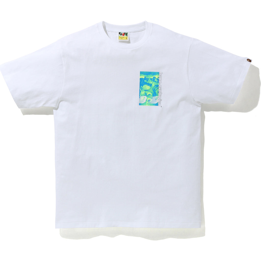 BAPE EXCLUSIVE TEE MENS
