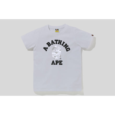 ABC DOT REFLECTIVE COLLEGE TEE LADIES
