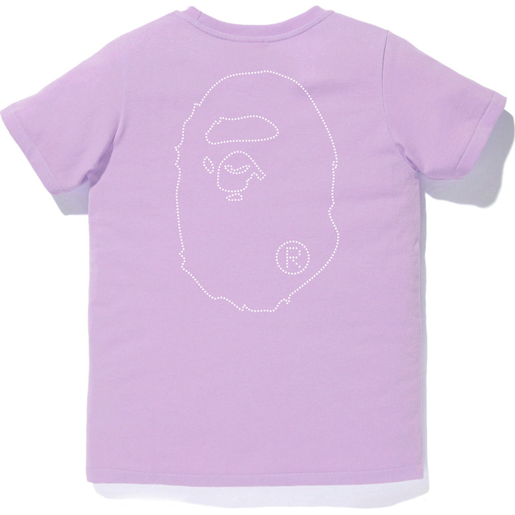 BITMAP APE HEAD TEE LADIES