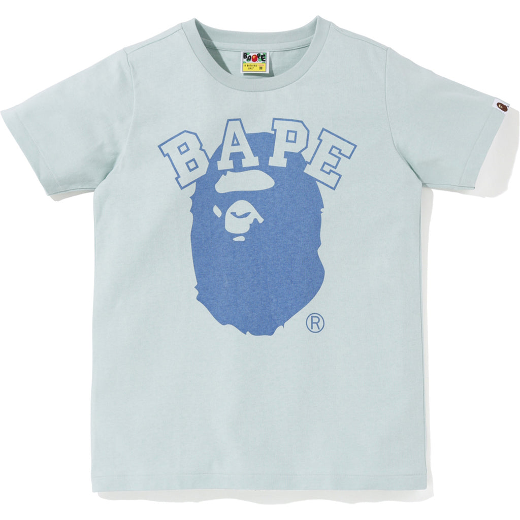 PIGMENT BAPE APE HEAD TEE LADIES