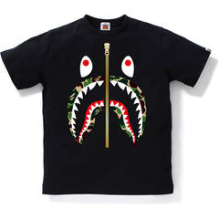 ABC CAMO SHARK TEE JR KIDS