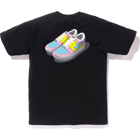 BAPE STA COLOR TEE MENS