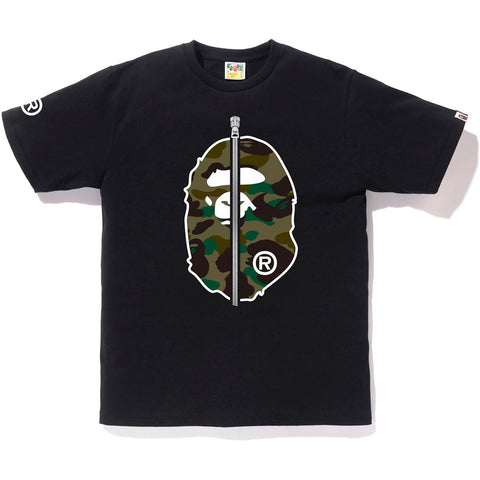 1ST CAMO 2ND APE TEE MENS