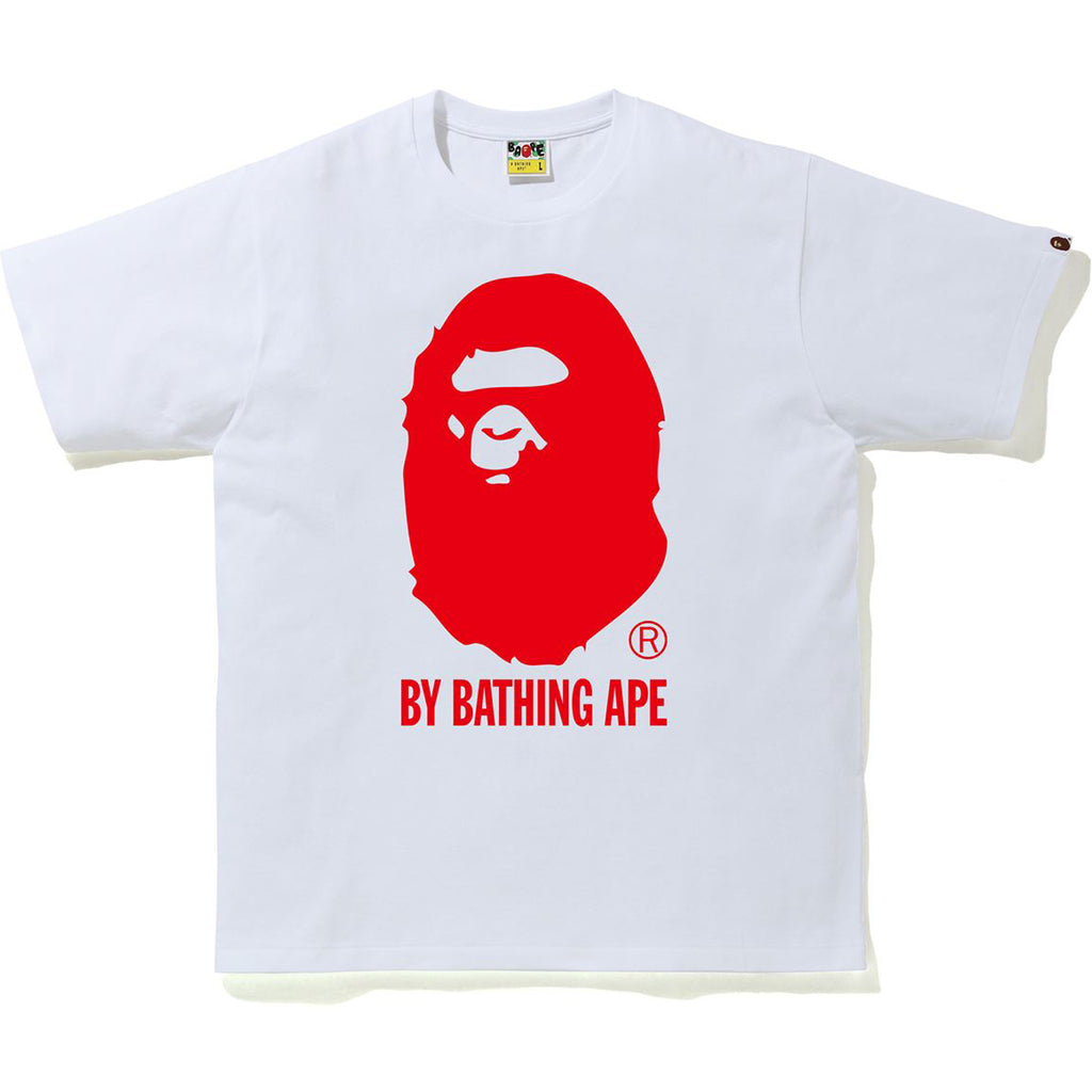 BICOLOR BY BATHING APE TEE MENS