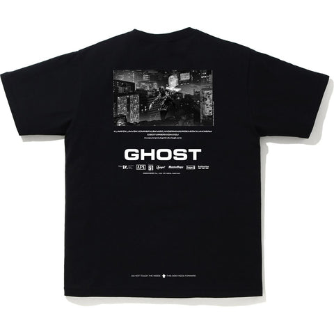 BAPE GHOST TEE MENS