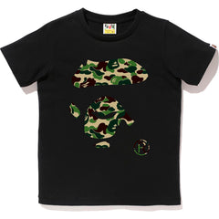 ABC CAMO APE FACE TEE LADIES
