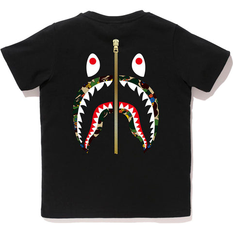 ABC FLOWER WGM SHARK TEE LADIES