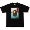 JAPAN A BATHING APE TEE MENS