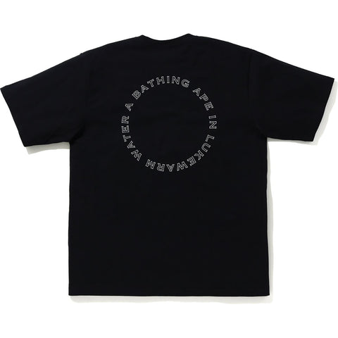 BAPE INK PRINT RELAXED TEE #2 MENS