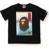 JAPAN A BATHING APE TEE KIDS