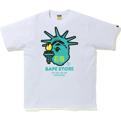MADISON AVENUE APE HEAD TEE 2 M 1 MENS
