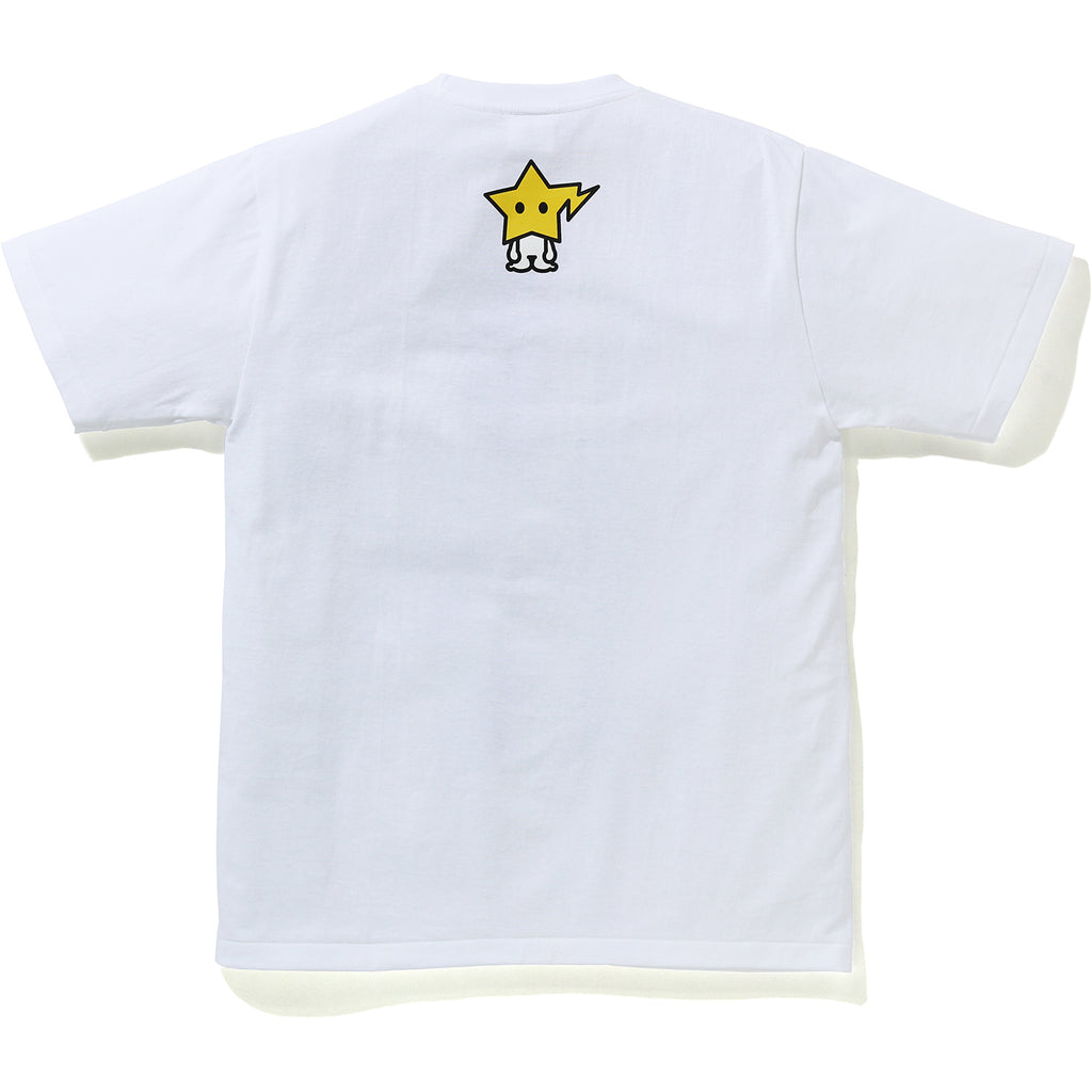BAPE X KID CUDI TEE MENS