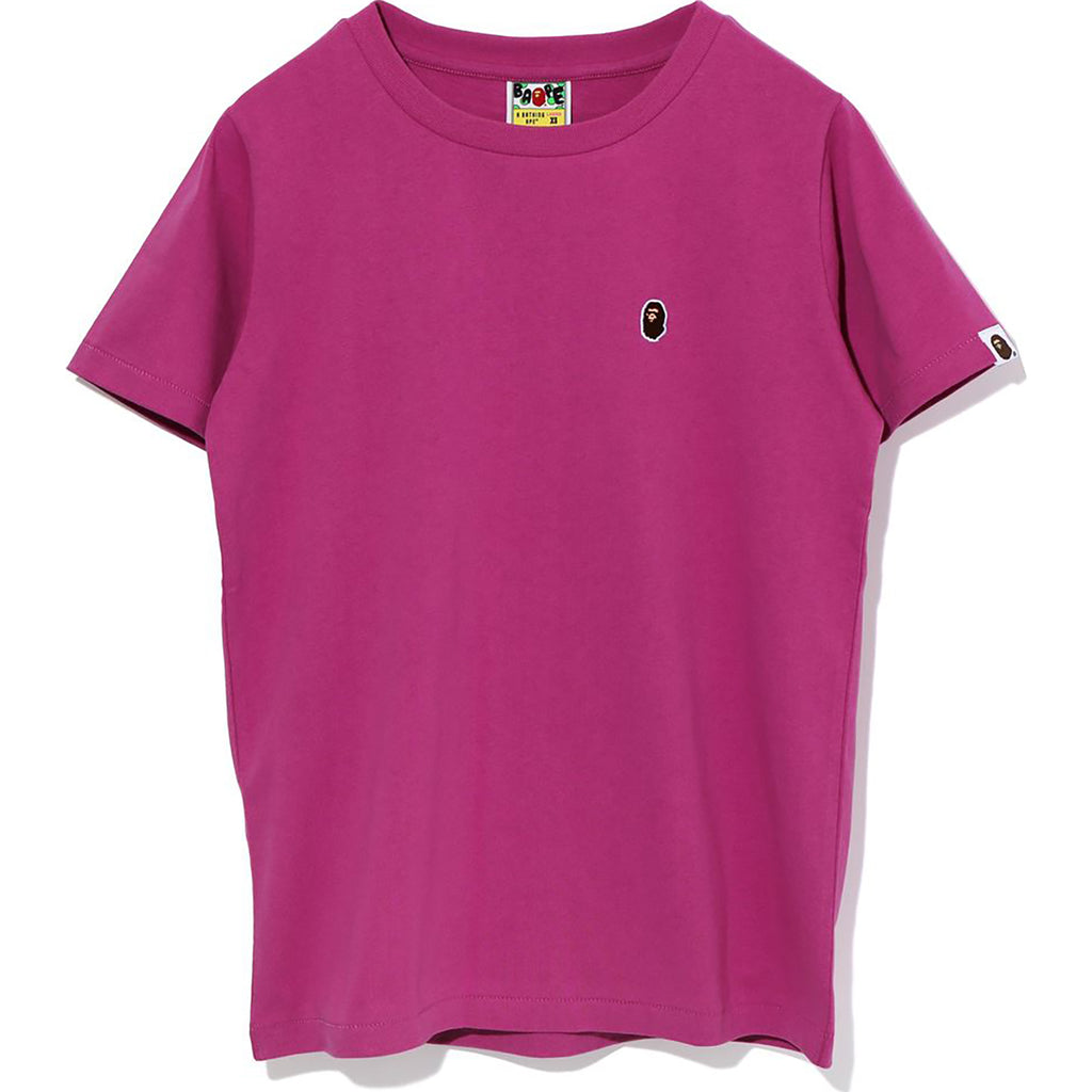 APE HEAD ONE POINT TEE LADIES