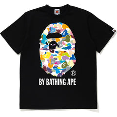 MULTI CAMO BY BATHING APE TEE JR KIDS