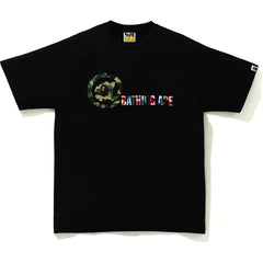 BAPE PUNCTUATION TEE 1 MENS