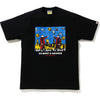 BAPE X GILBERT & GEORGE FLIGHT TEE MENS