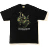 MO'WAX UNKLE X BAPE POINTMAN TEE MENS