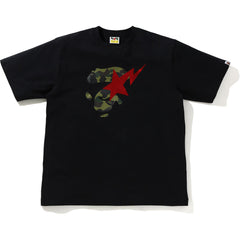1ST CAMO APE FACE STA RELAXED TEE MENS