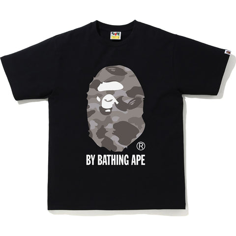 COLOR CAMO BY BATHING APE TEE MENS