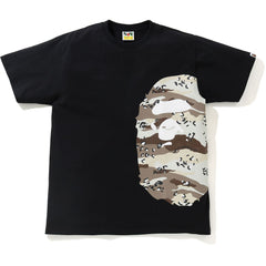 DESERT CAMO SIDE BIG APE HEAD TEE MENS