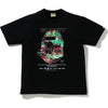 A BATHING APE GHOST 2 RELAXED TEE MENS