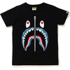 SHARK PATTERN SHARK TEE LADIES