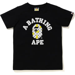 BAPE DOT COLLEGE TEE LADIES