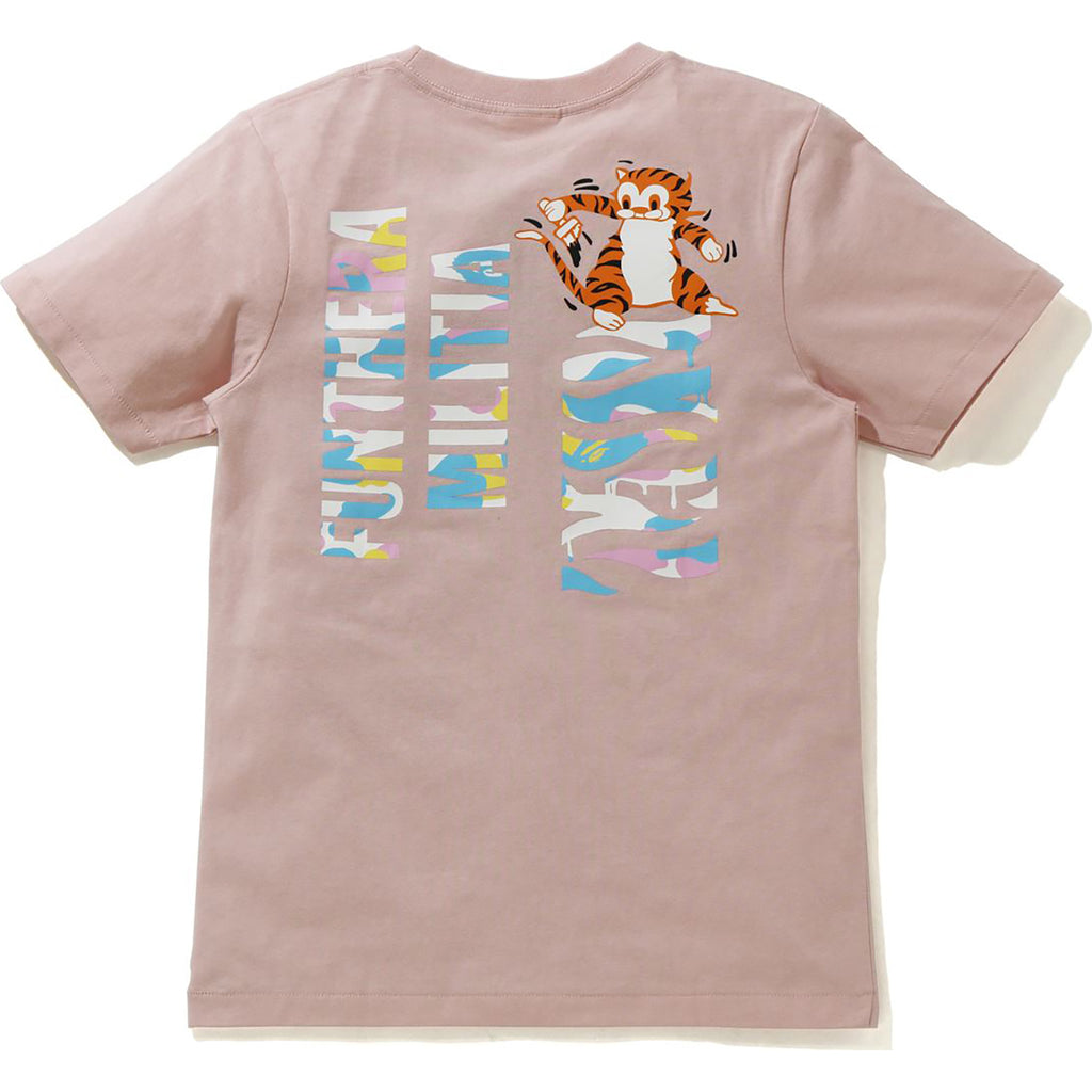 NEW MULTI CAMO TIGER TEE LADIES