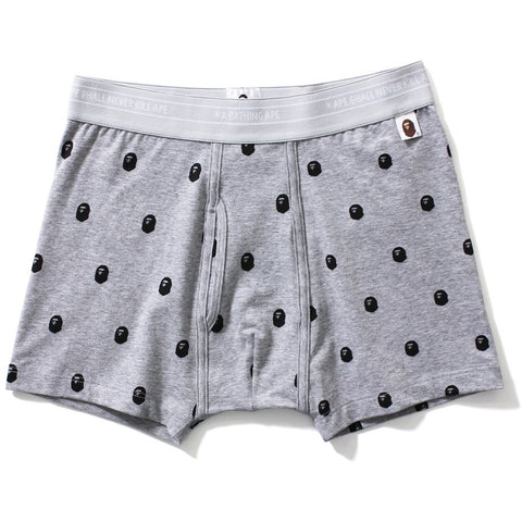 APE HEAD PATTERN TRUNKS M