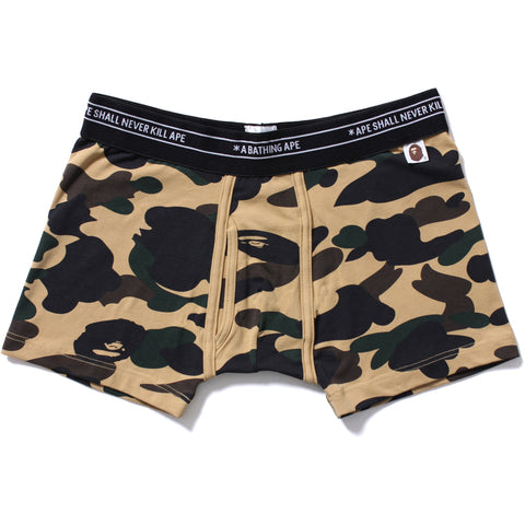 1ST CAMO SHORT TRUNKS M