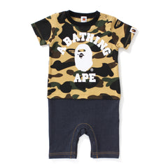 1ST CAMO COLLEGE ROMPERS KB KIDS