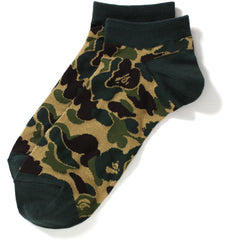 ABC JACQUARD ANKLE SOCKS MENS