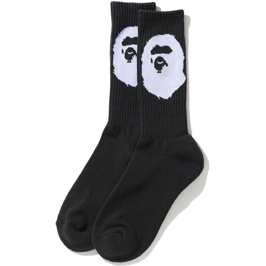 BIG APE HEAD SOCKS MENS